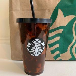 Starbucks Dining - NEW Starbucks Tortoise 16 Oz. Tumbler